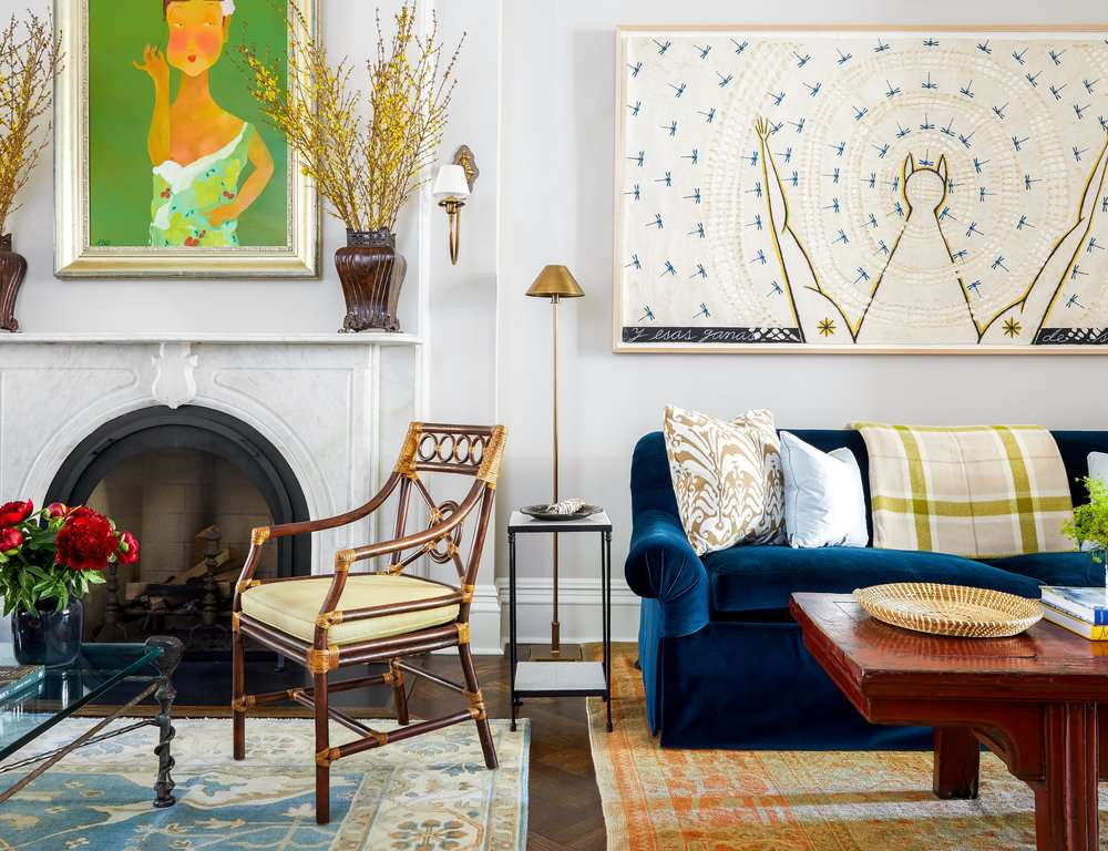 The Best Colorful Living Room Ideas To, Colorful Living Rooms