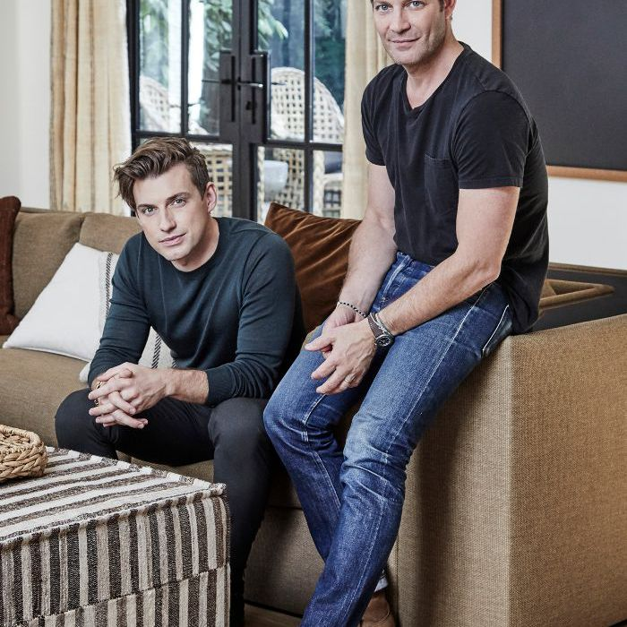 Los Angeles home tour—Nate Berkus and Jeremiah Brent