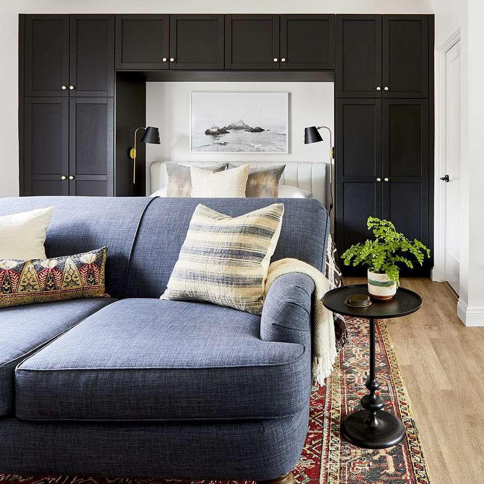 guest house living area ideas