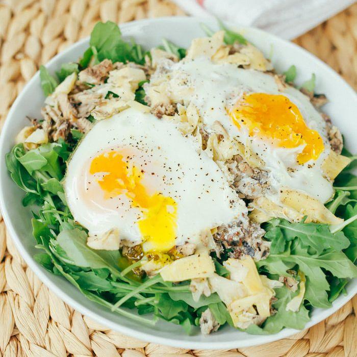 Best Paleo Recipes - Eating Bird Food, Seaside Breakfast Salad