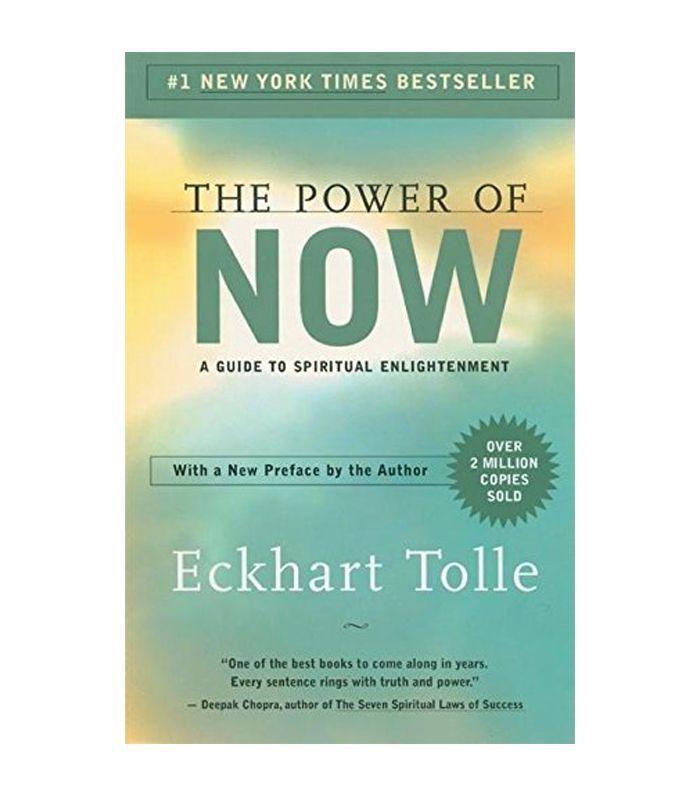 El poder del ahora de Eckhart Tolle