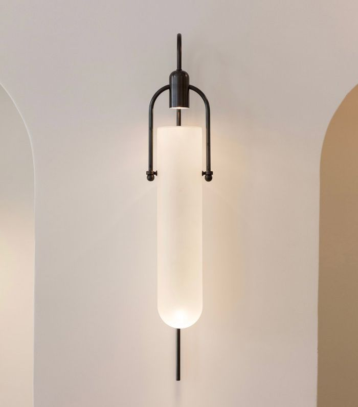 Allied Maker Arc Well Sconce
