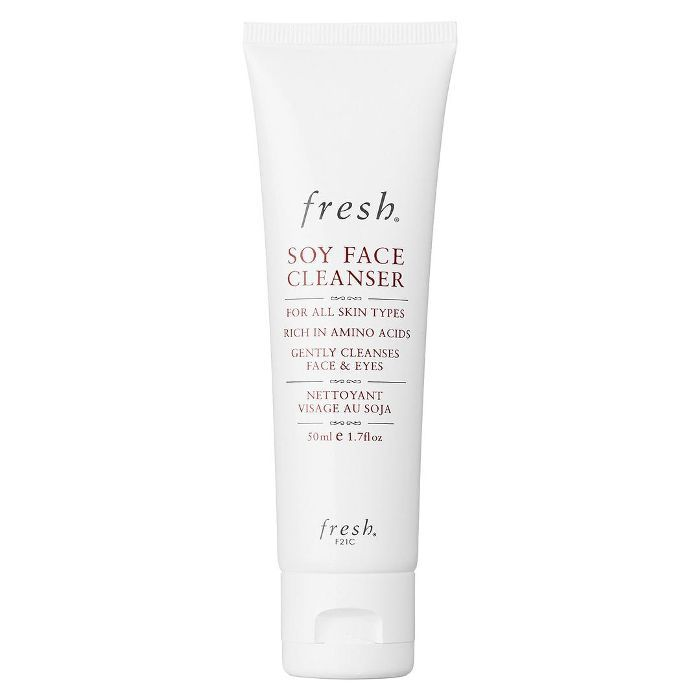 Fresh Soy Face Cleanser Mini First-Time Flying Tips