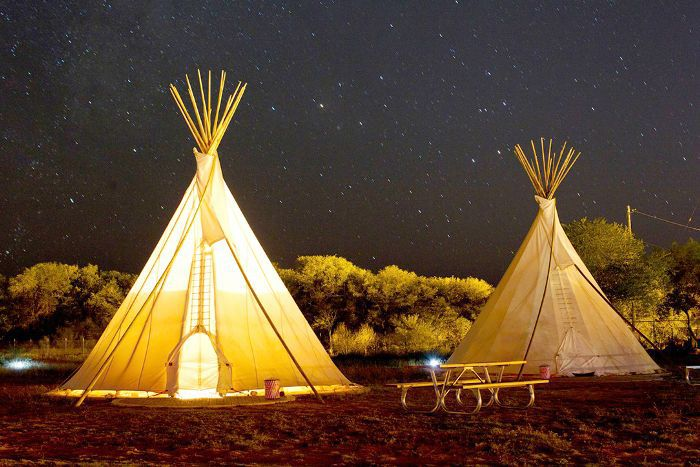 Where to Go Glamping (and What to Wear Once You Get There)