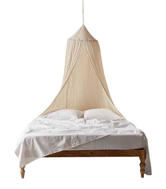 Urban Outfitters Chloe Gauze Bed Canopy