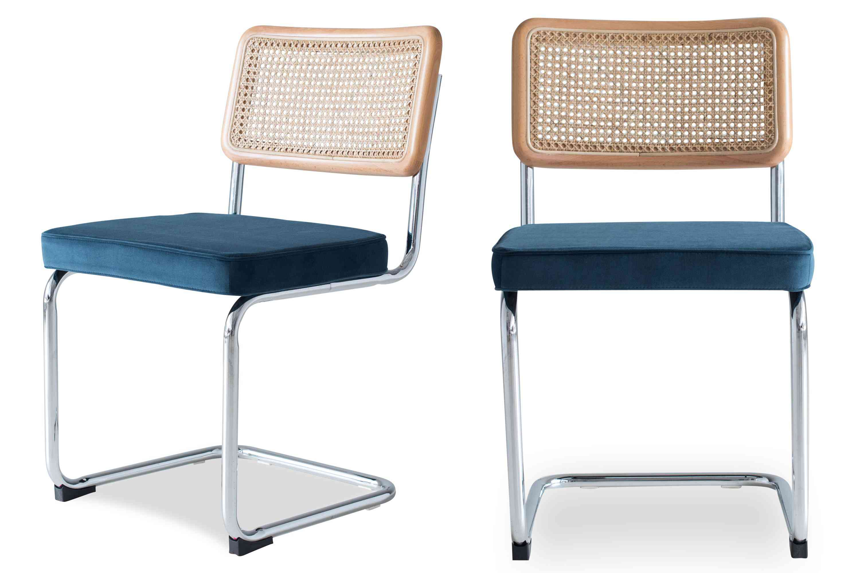 Nora Dining Chair, Blue