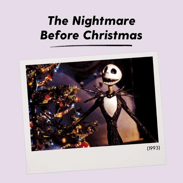 la pesadilla antes de Navidad