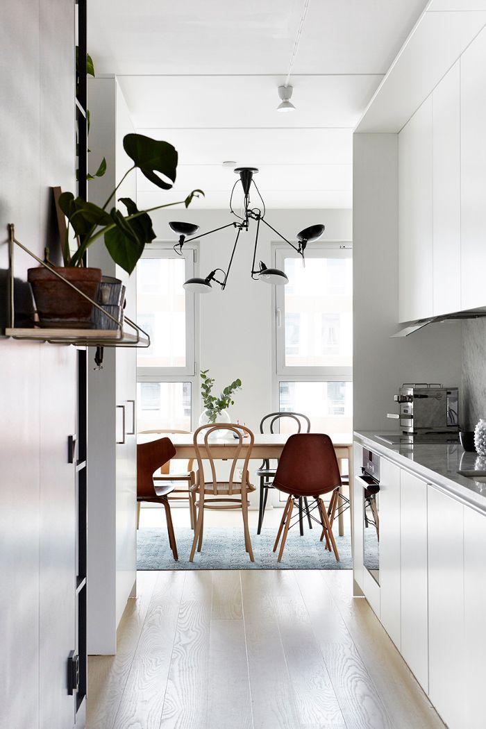 Kitchen Layouts — Galley