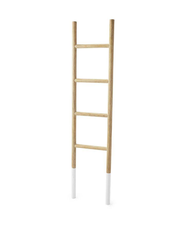 Teak Ladder