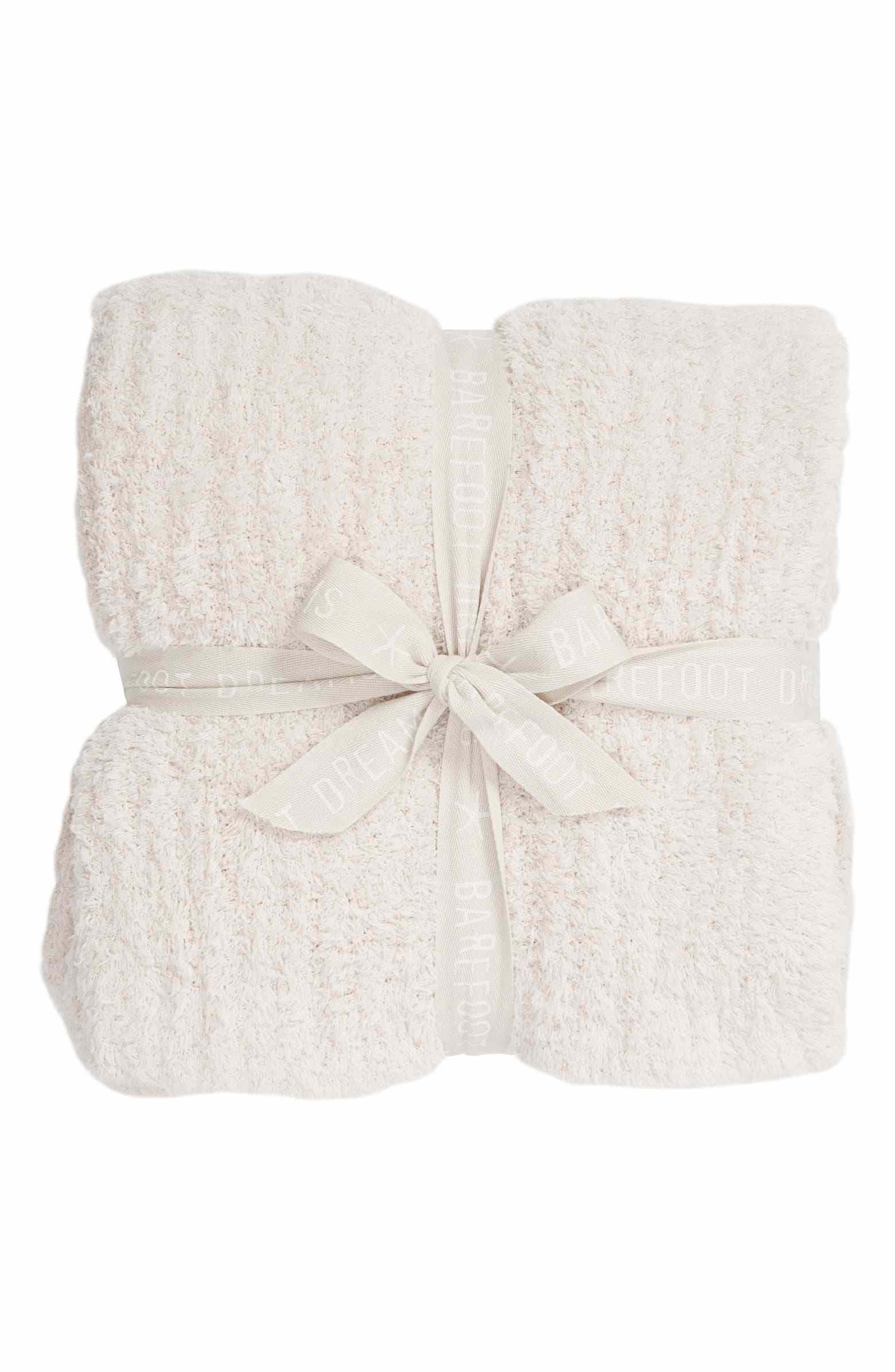 'CozyChic' Ribbed Throw Blanket