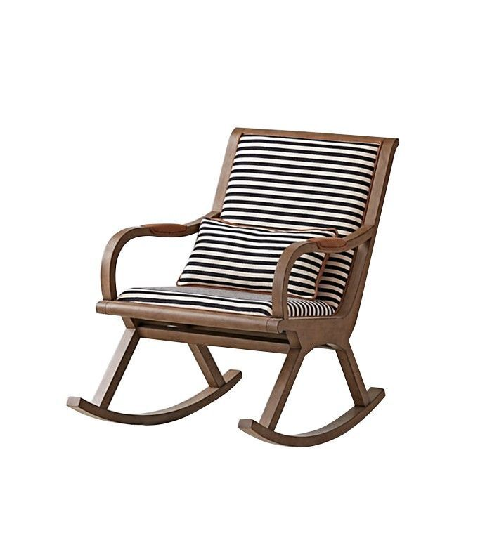 Crate and Barrel Bakersfield Rocking Chair