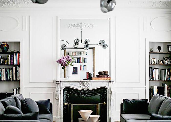 Consejos de salas de estar francesas