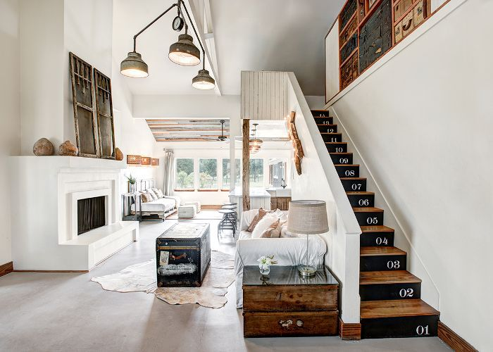 This Rustic Modern Barn Tour Will Make You Crave an Escape on shed house plans, rustic outhouse plans, rustic wood creations, pole barn plans, pond house plans, barn wood projects plans, rustic bungalow with guest house, rustic bathroom plans, pool house plans, rustic bed furniture, urban cottage house plans, farm style house plans, rustic bedroom furniture, shelter house plans, gingerbread cottage house plans, rustic homes, log cabin bird house plans, old farmhouse style house plans, gingerbread playhouse plans, barn building plans,