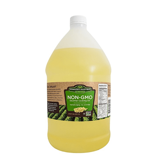 Healthy Harvest Non-GMO Gourmet Soybean Cooking Oil