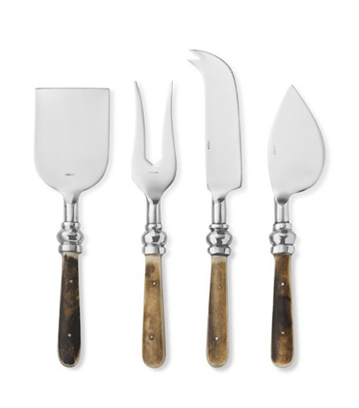 Bone Handled Cheese Knives