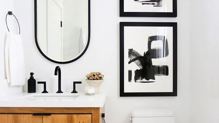 The 7 Best Small Bathroom Paint Colors, Small Bathroom Paint Colors 2021