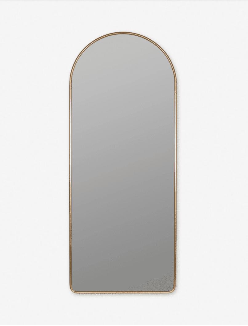 Lulu and Georgia Shashenka Floor Mirror