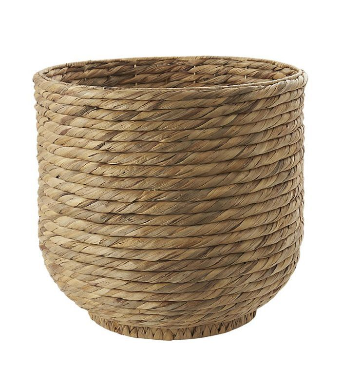 Coil Natural Palm Basket