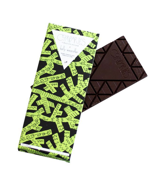 Compartés x Kelly Wreastler Tequila Lime Chocolate