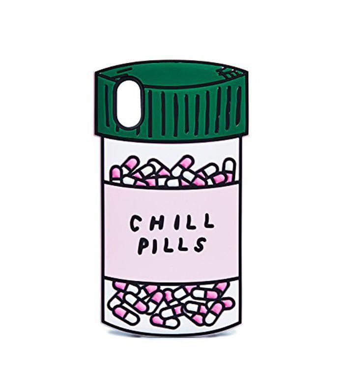 ban. do Chill Pills iPhone X Case