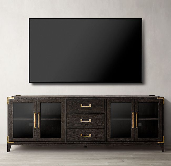 The 8 Best Tv Stands Of 2021, Tv Stand Media Storage Cabinet