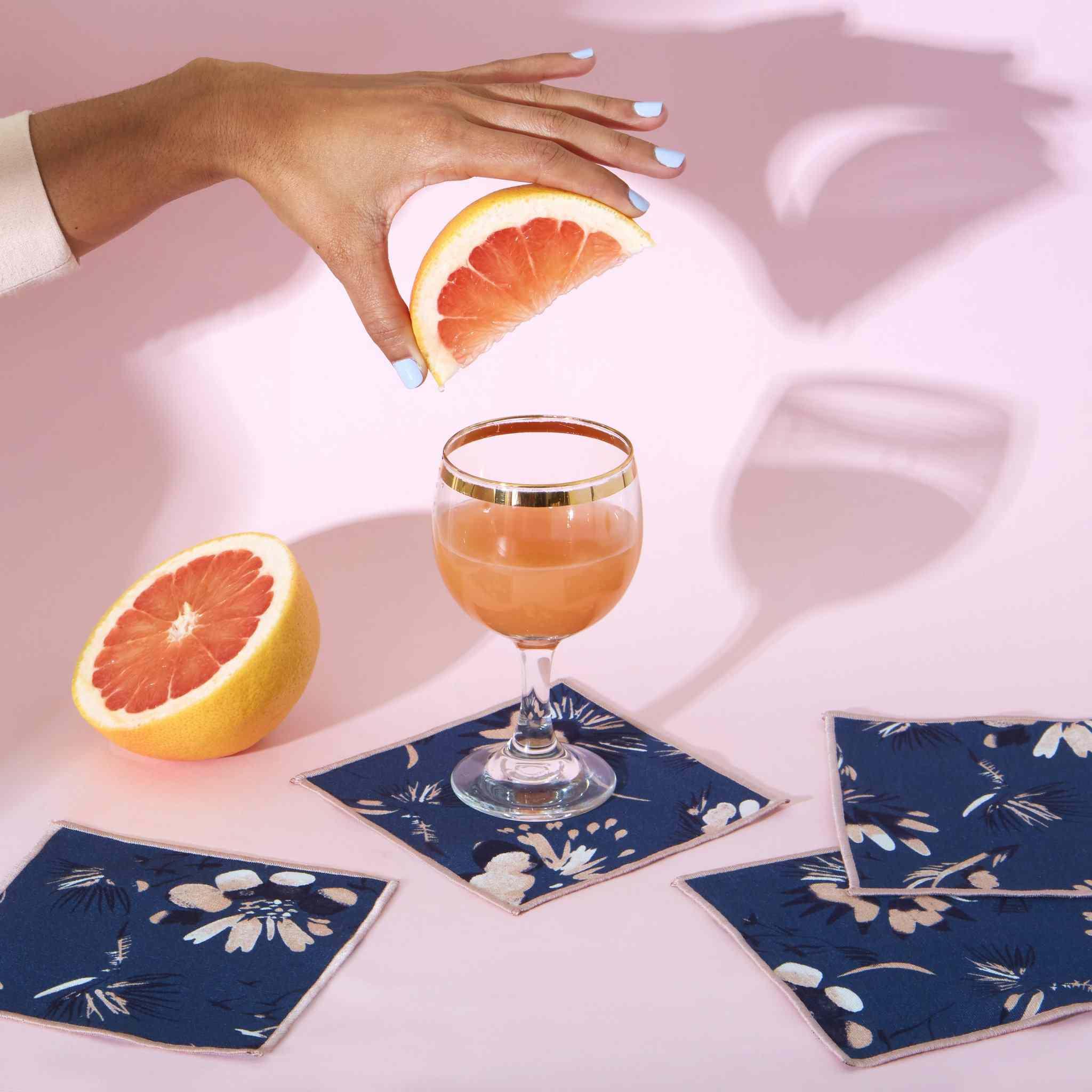 Blake Cocktail Napkins