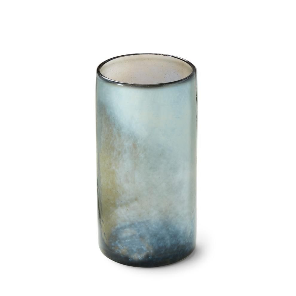 St. Frank Iridescent Smoke Drinking Glass