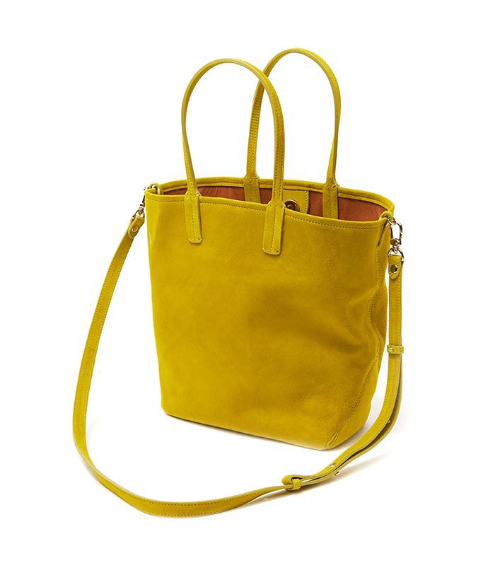 Small Julia Bag in Sulfur