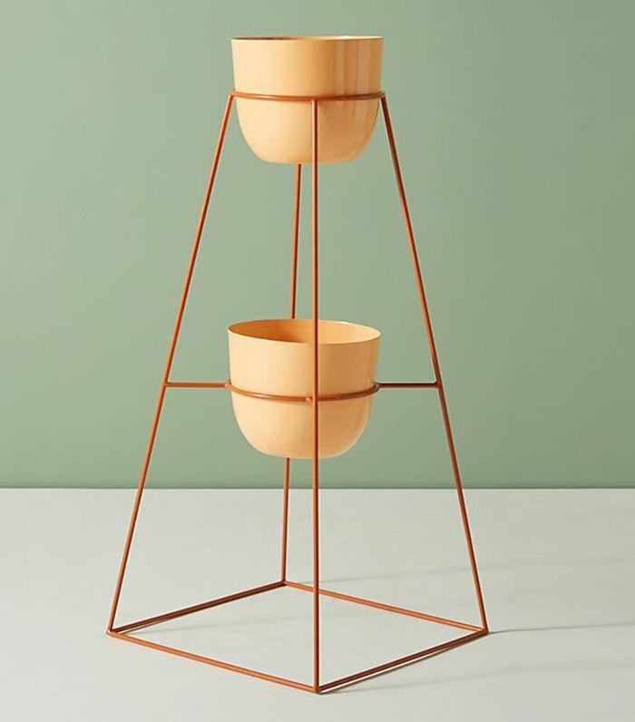 Anthropologie Montgolfier Indoor/Outdoor Plant Stand