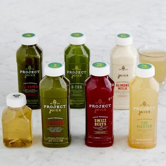 5-Day Juice Cleanse