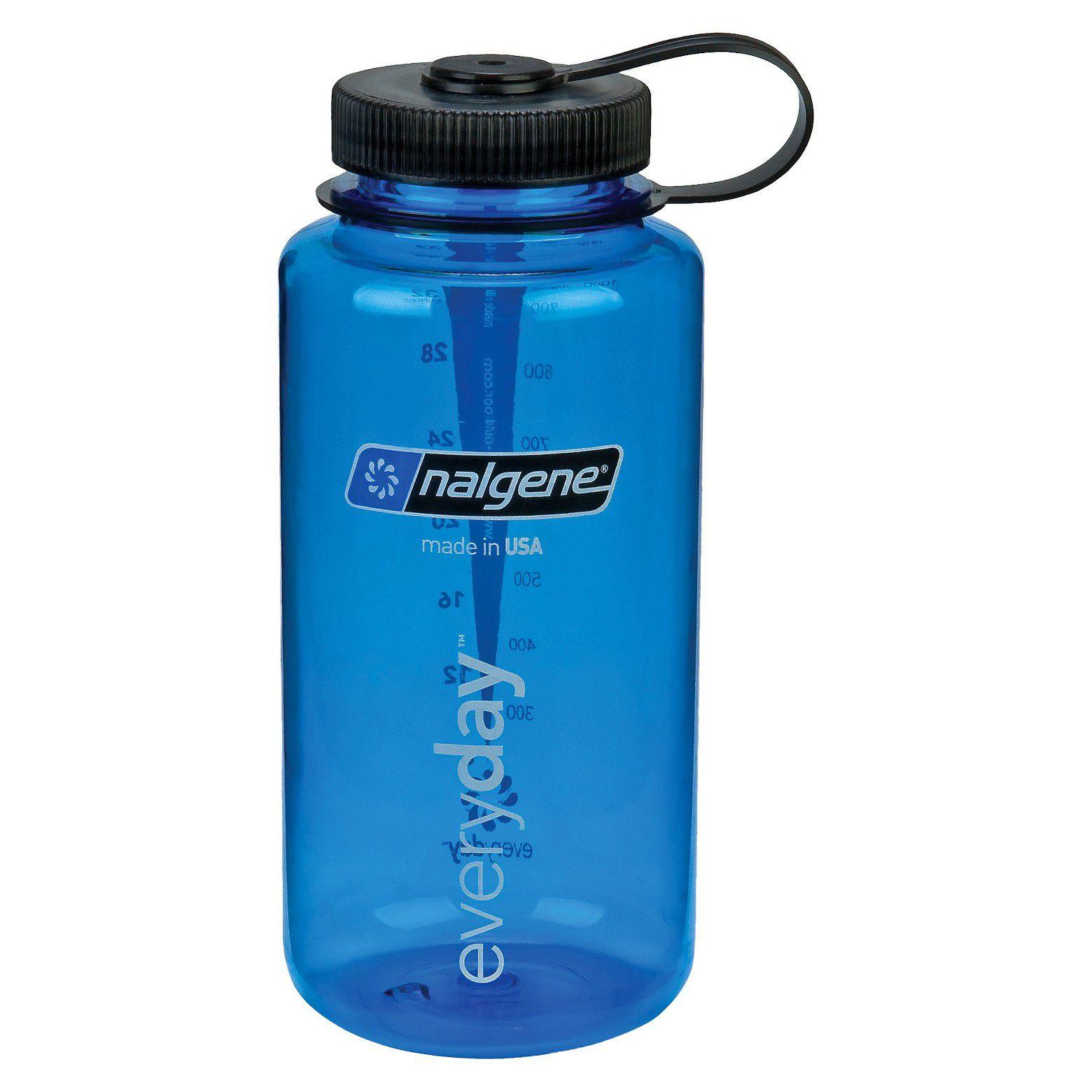 Nalgene Wide Mouth Water Bottle - 32 oz