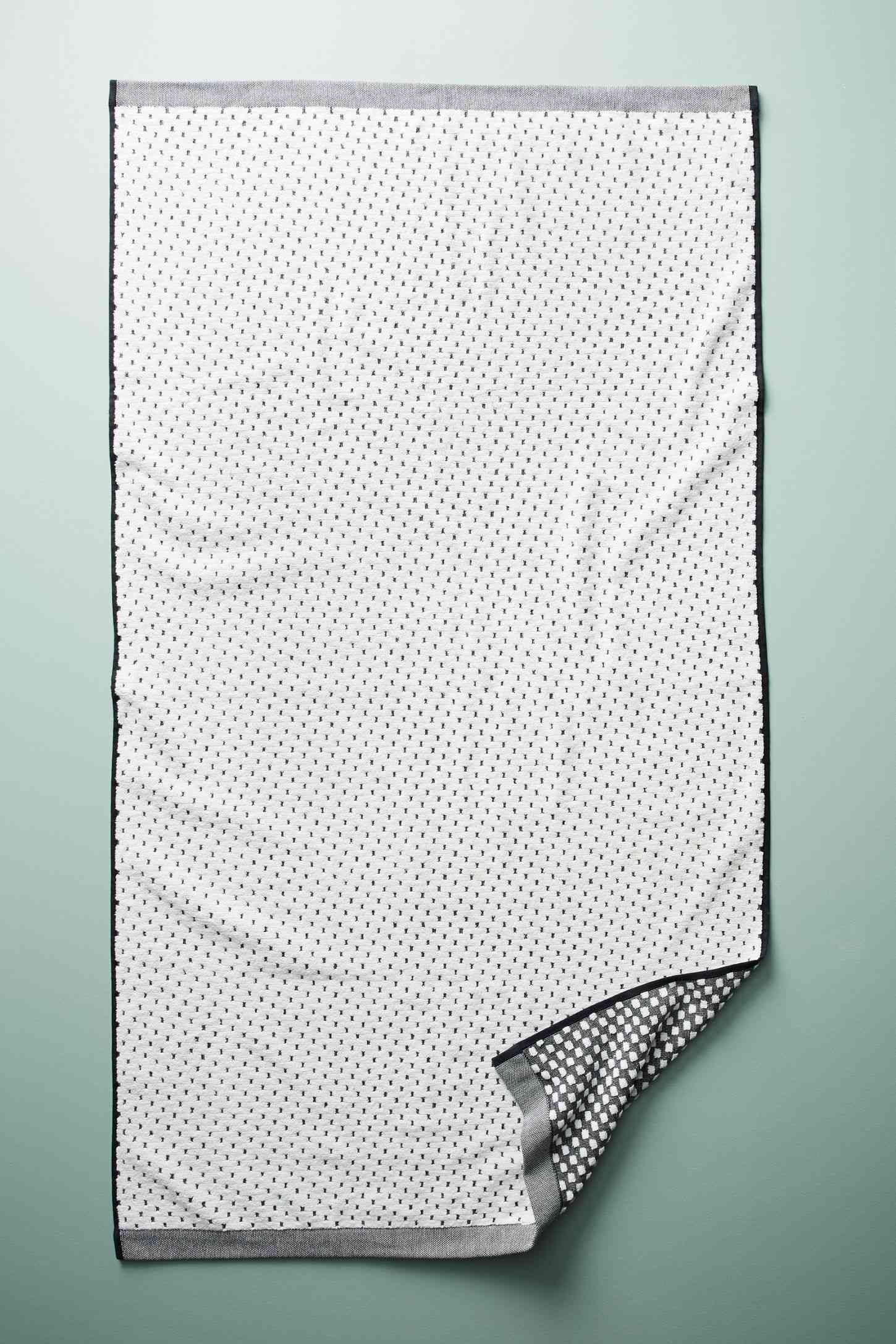 Dotted Jacquard Towel Collection