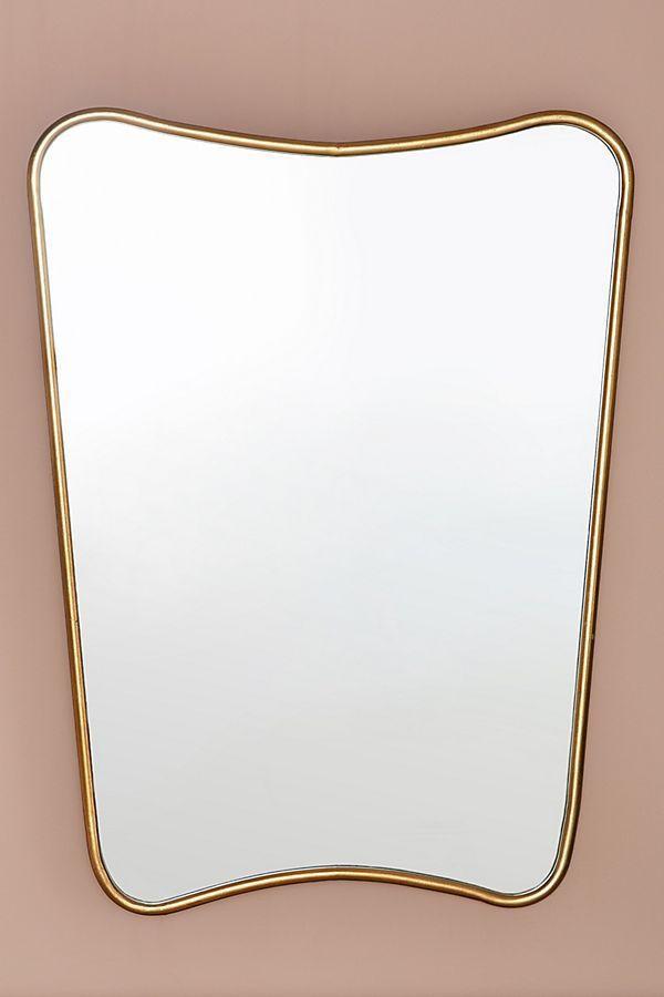 Anthropologie Modernist Mirror