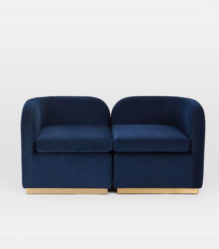 Roar + Rabbit Tete-a-Tete Chair