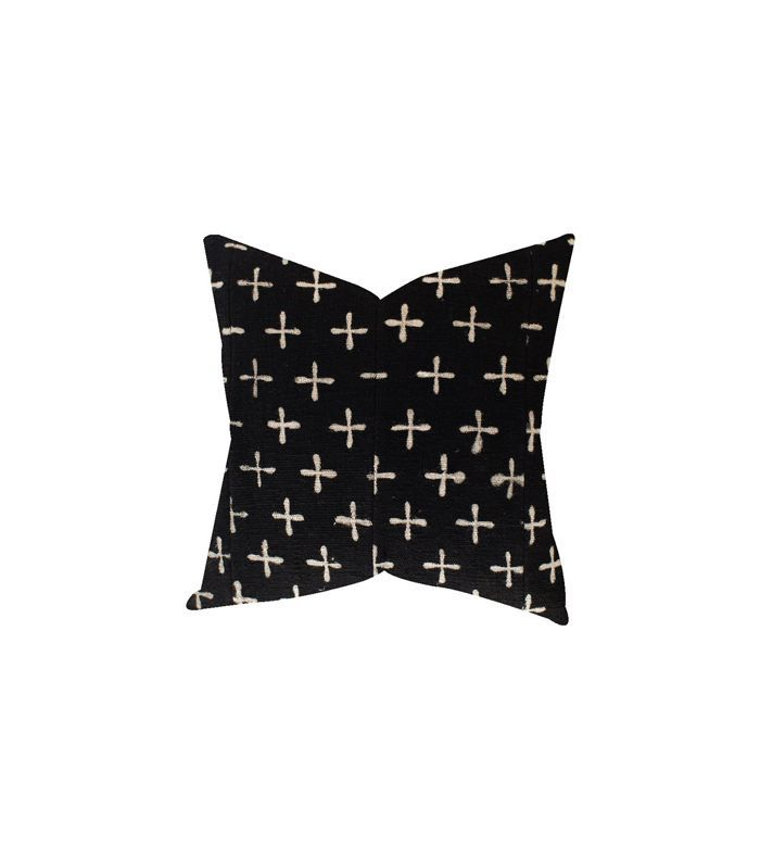 Loom Goods No. 14 Mud Cloth Pillow