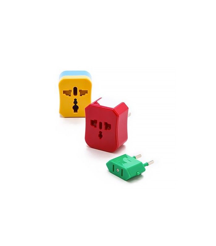 Flight 001 5-In-1 Universal Travel Adapter -