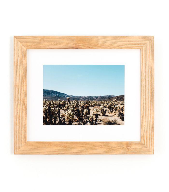 Framebridge Ash Wood Wide Frame