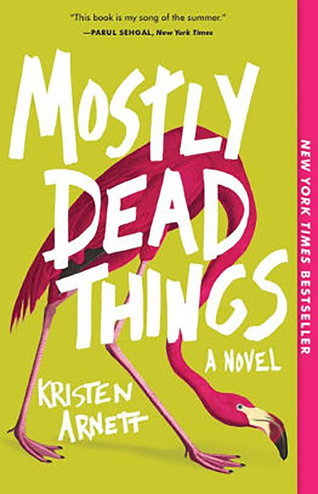Most Dead Things de Kristen Arnett