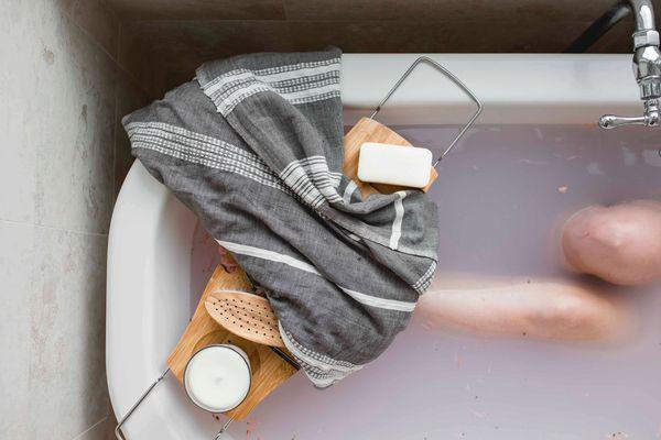 Bath Time by Anwyn Howarth