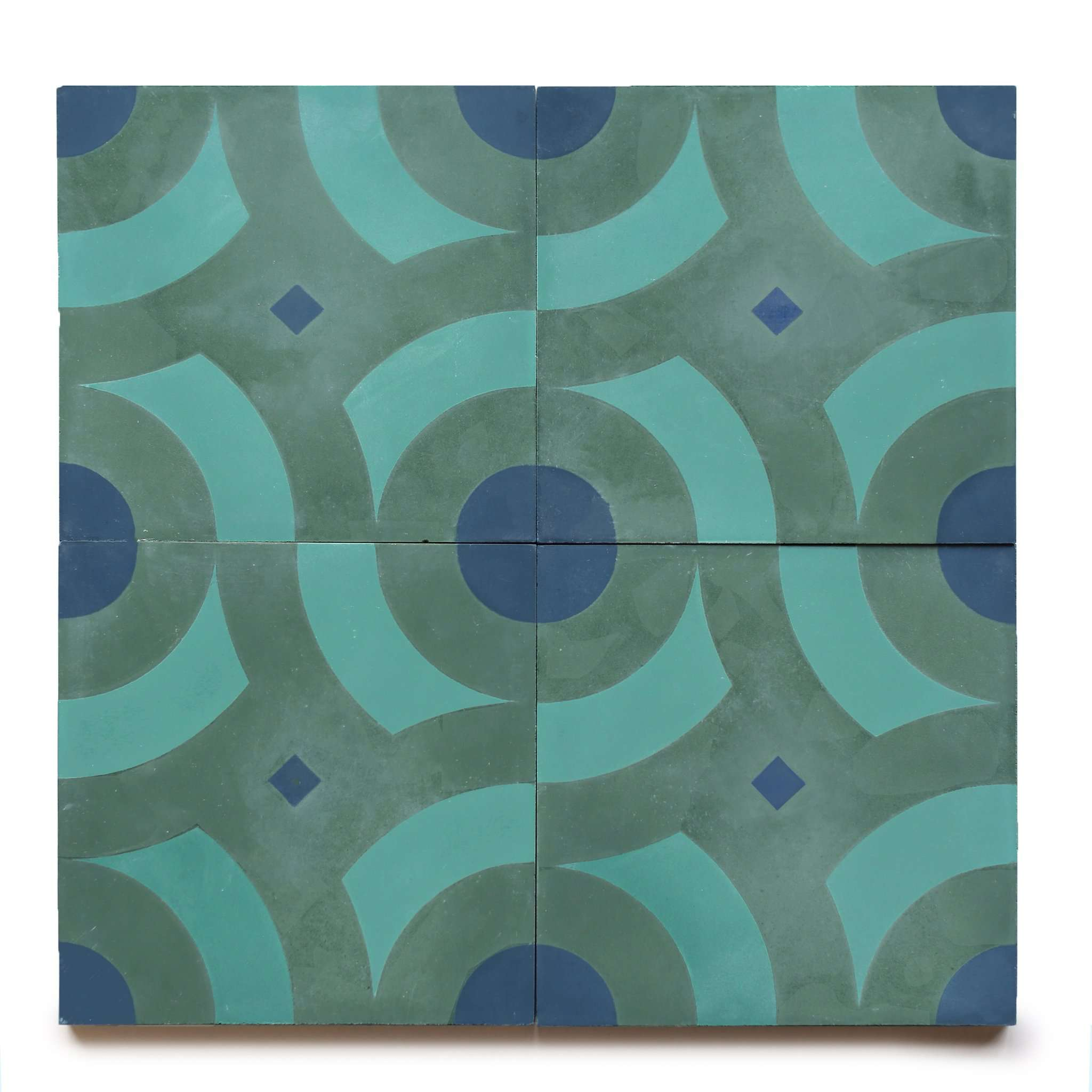 Big Spin—Bathroom Floor Tile Ideas
