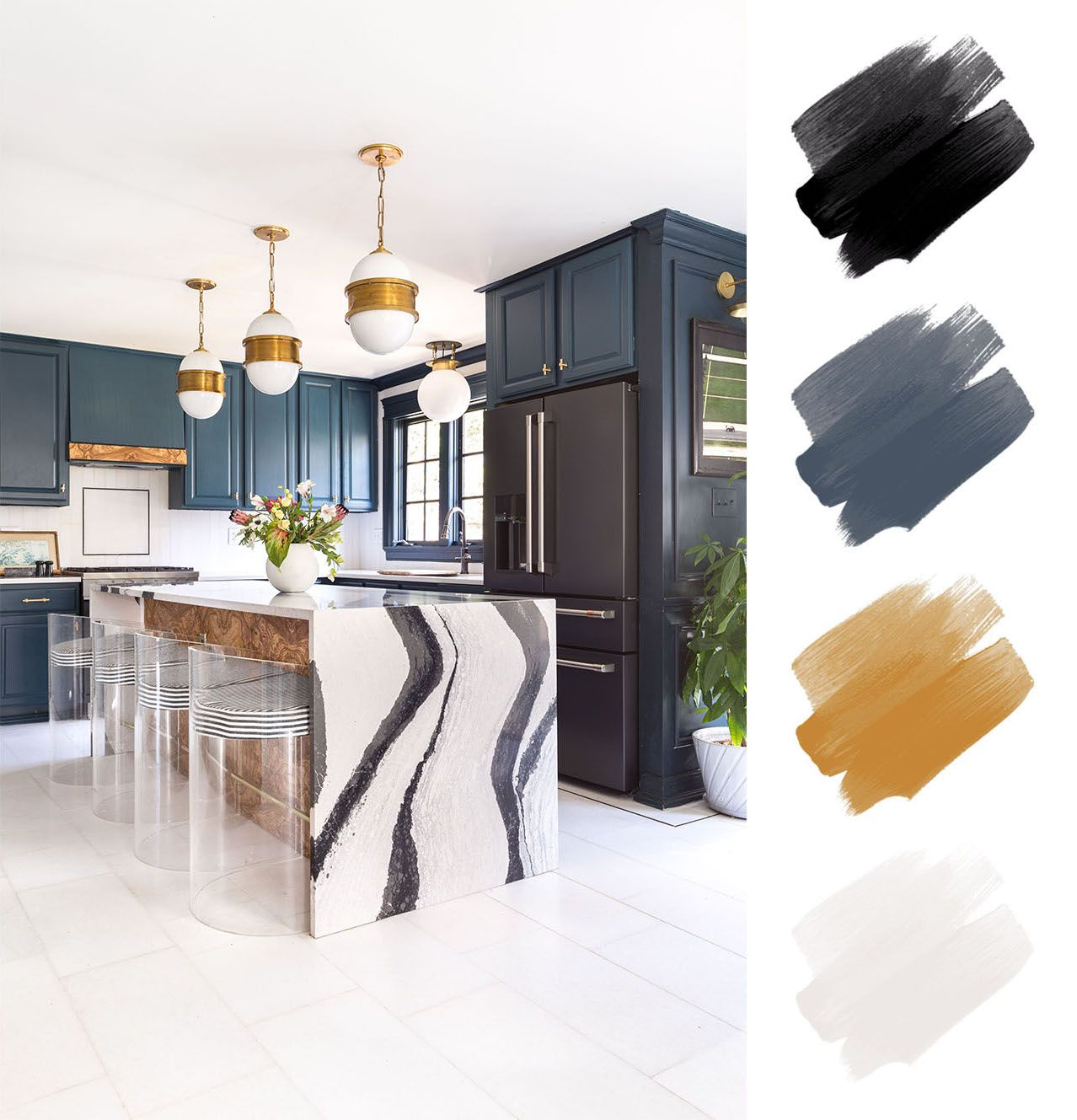 6 Beautiful Kitchen Color Schemes For Every Style According To Designers