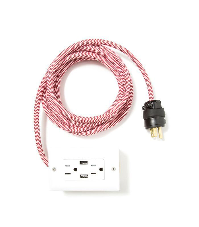 Exto2 USB 12ft in White