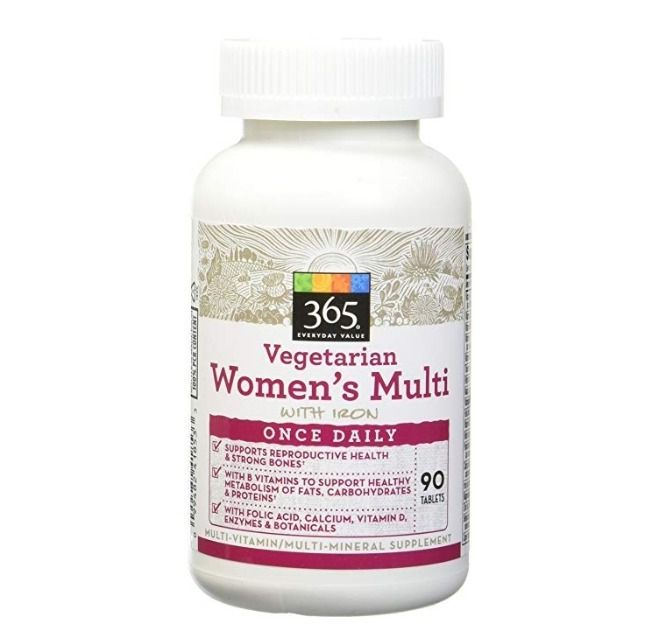365 Everyday Value, Women's Multi Once Daily