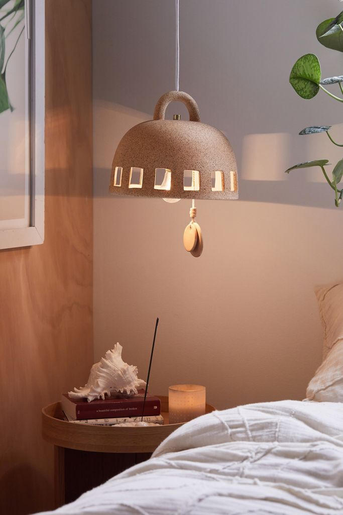 Urban Outfitters Nadwa Ceramic Pendant Light
