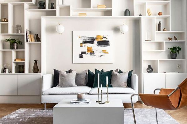 The Best Living Rooms We Ve Seen On Instagram So Far This Year