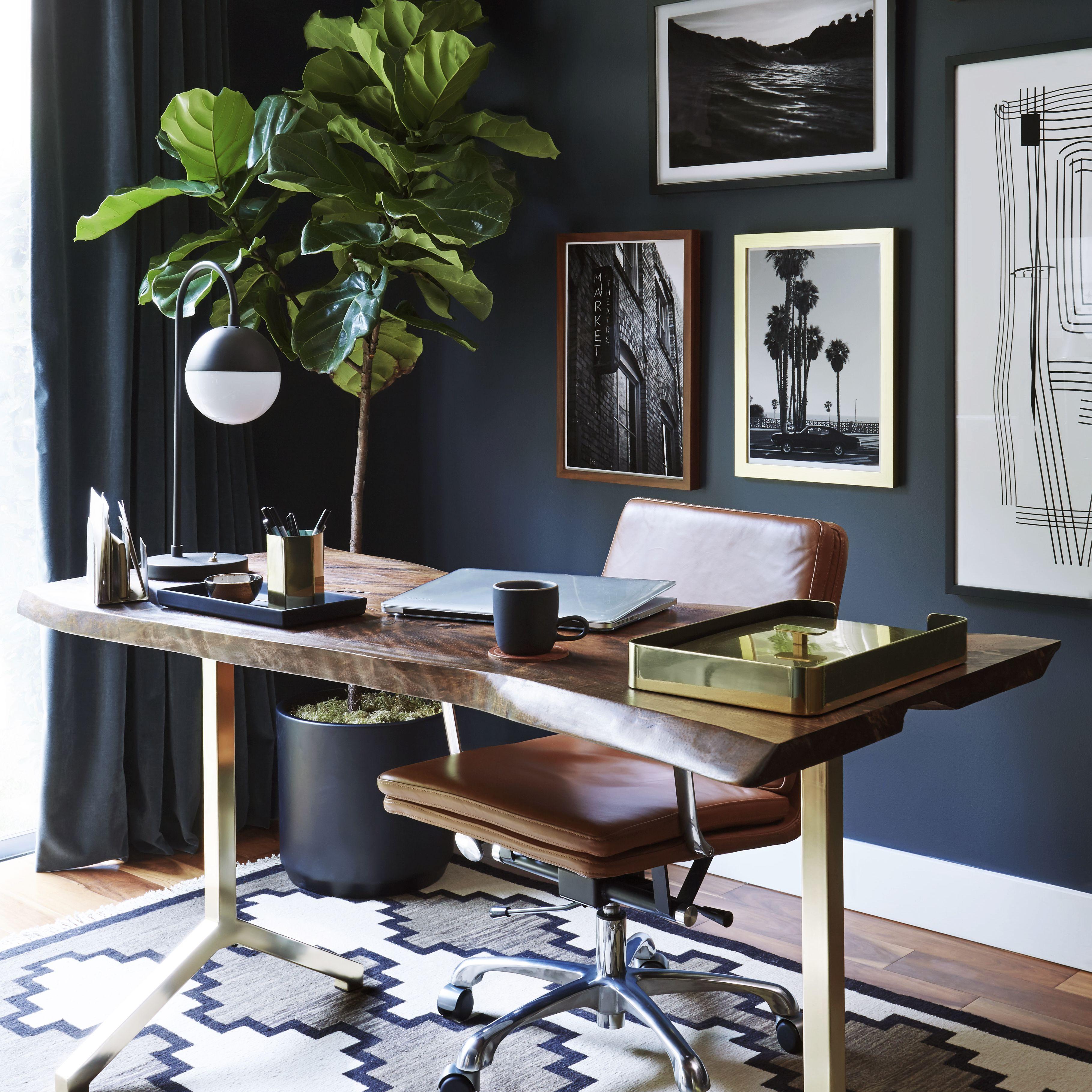 7 Feng Shui Home Office Design Ideas