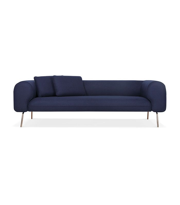 best blue sofas