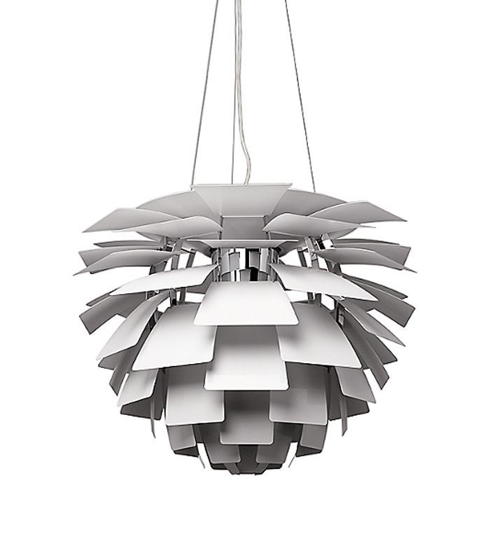 Artichoke Lamp, Steel