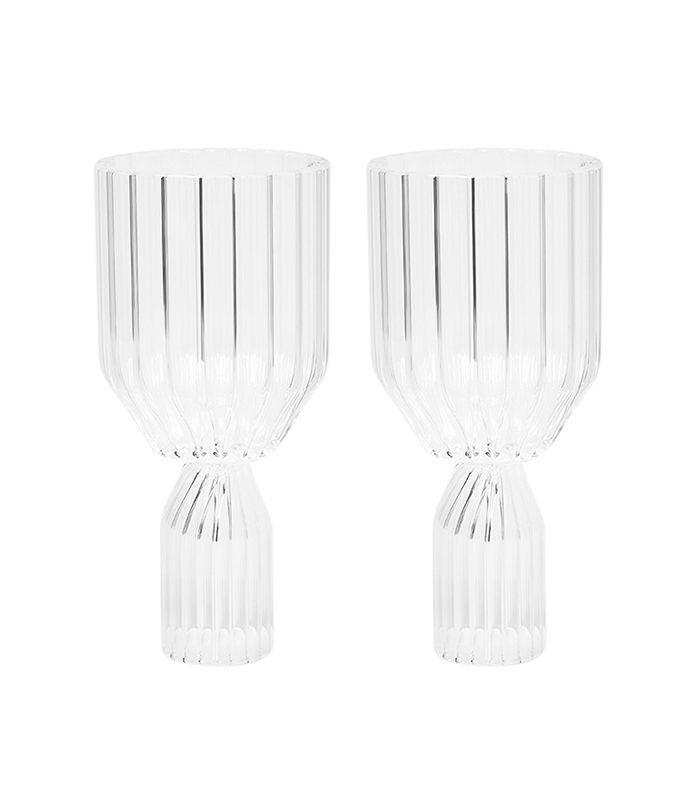 Margot White Wine Goblets - Set of 2