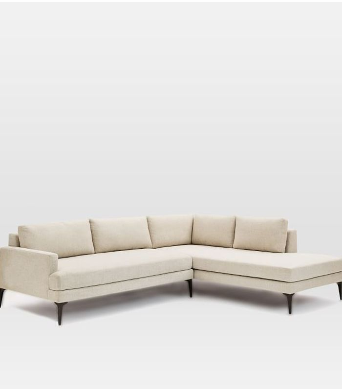 West Elm Andes Sectional